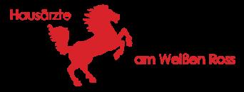 Hausärzte am Weißen Ross Logo